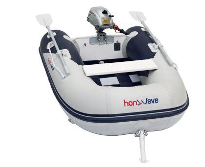 Лодки с оребрено дъно Honda - HonWave